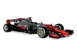 Haas presenta su segundo bólido de F1, el VF-17