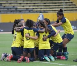 La Tri femenina empató 2-2 contra Bolivia