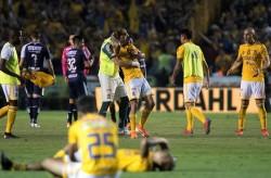 Enner Valencia vio desde la banca la clasificación de Tigres