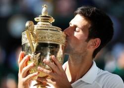 Novak Djokovic vence a Kevin Anderson y gana Wimbledon por cuarta vez