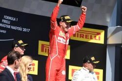 """Vettel: """"Ha sido un buen día"""""""