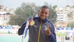 Álex Quiñónez suma la medalla de oro 24 para el país, con récord incluido