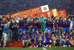 Barcelona vence a Alavés y gana la Copa del Rey