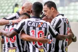 """Juanito"" regresó con gol a la titularidad del Mineiro (VIDEO)"