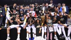 Warriors repetirán título y James será MVP, según encuesta a gerentes