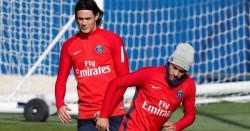 Emery: El roce entre Neymar y Cavani no rompe la armonía en el equipo
