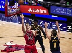 Harden reivindica condición de MVP; McCollum, Young y Westbrook, protagonista (Resumen)