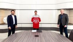 El Bayern Múnich prorroga el contrato a Thomas Müller hasta 2023