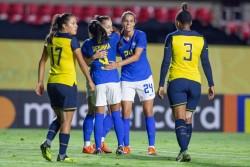(8-0) Brasil no tuvo piedad con Ecuador