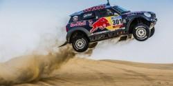 El Dakar 2018 tendrá unos 320 vehículos en competencia