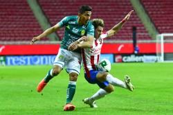Guadalajara y León empatan en el partido de ida de las semifinales