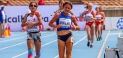 Glenda Morejón, tras las huellas del medallista olímpico Jefferson Pérez