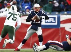 Patriots logran marcas; Bills, Titans y Falcons pasan a los playoffs (Resumen)