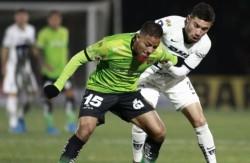 Intriago sumó minutos en derrota por la Copa MX