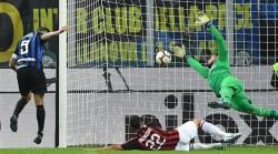 Icardi da al Inter el derbi de Milán