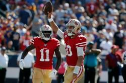 49Ers mantienen el invicto, Cowboys y Colts estrenan lideratos (Resumen)