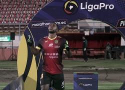 Anthony Bedoya jugará en el fútbol brasileño