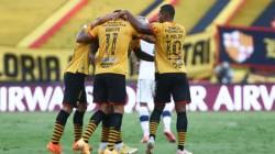 Barcelona avanza a cuartos de final de Copa Libertadores