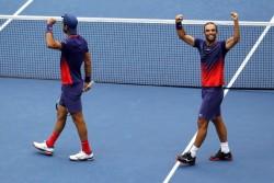 Cabal y Farah se proclaman campeones de dobles en el Abierto de EE.UU.