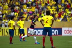(0-2) Ecuador se aleja de plazas de clasificación