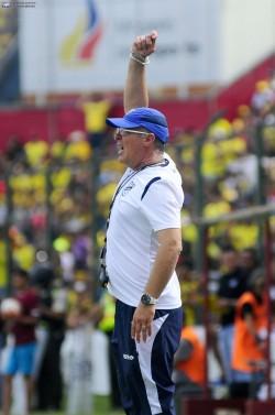 """""""Vamos a recorrer el país buscando nuevos valores para el fútbol ecuatoriano"""""""