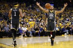 Cavaliers necesitan ganar; Warriors con ventaja e Iguodala recuperado