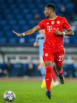 Alaba impone condiciones para el club que lo desee contratar