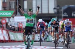 Primoz Roglic gana el Vélo D'Or al mejor ciclista mundial del año