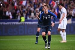 (2-1) Griezmann rescata a Francia y condena a Alemania