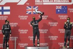 Hamilton se acerca al séptimo título, el que Mercedes ya tiene