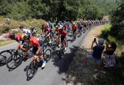 Evenepoel gana en Picón Blanco y Carapaz es séptimo en la Vuelta a Burgos