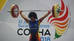 Tamara Salazar da plata y bronce al país