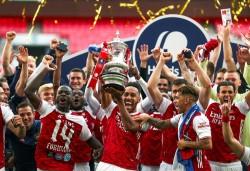 Arsenal gana la FA Cup de la mano de Aubameyang
