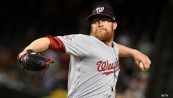 El pitcher Doolittle se niega a ir al encuentro de Los Nacionales con Trump