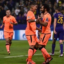 Coutinho, Salah y Firmino vuelven a poner al Liverpool en el mapa continental