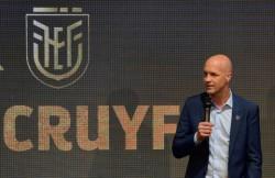 Jordi Cruyff no va más en la Tri