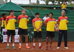 Ecuador definió equipo para afrontar la Copa Davis