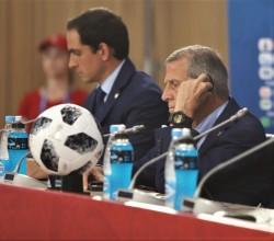 """Tabárez admite que Uruguay jugó """"mal"""" y se excusa en el calor """"insoportable"""""""