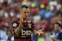Flamengo inscribe en Libertadores repatriados Rafinha y Gerson y español Marí