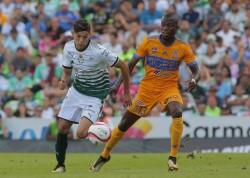 Al cambio Preciado y Valencia en victoria del Santos