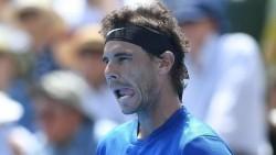Nadal contra Víctor Estrella Burgos y Federer contra Bedene