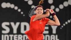 Kvitova sube al sexto puesto