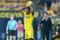Estupiñán fue titular en clasificación del Villarreal