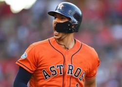 Correa presenta dolores a dos días del inicio Serie Campeonato Liga Americana
