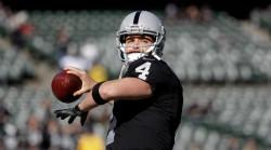 Raiders llega a un acuerdo con Carr de cinco temporadas y 125 millones
