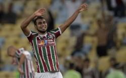 Sornoza enciende las alarmas en empate de Fluminense