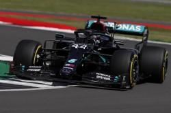 Hamilton saldrá desde la 'pole' en Silverstone
