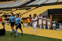 Siguen apareciendo casos positivos de Covid-19 en Flamengo