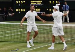 Mike Bryan y Jack Sock ganan el título de dobles