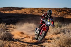 Brabec gana la sexta etapa seguido de Barreda y se afianza líder del Dakar